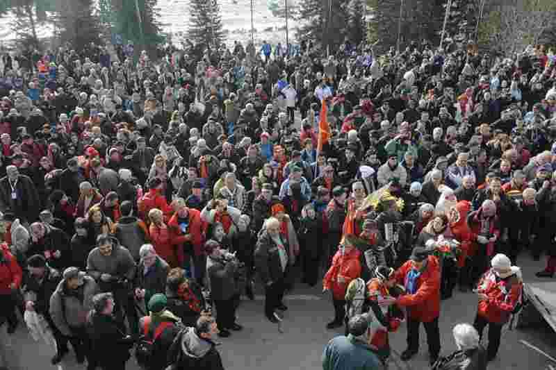 Obilježena 74. godišnjica Igmanskog marša: Rekordan broj gostiju iz cijele bivše Jugoslavije (FOTO)