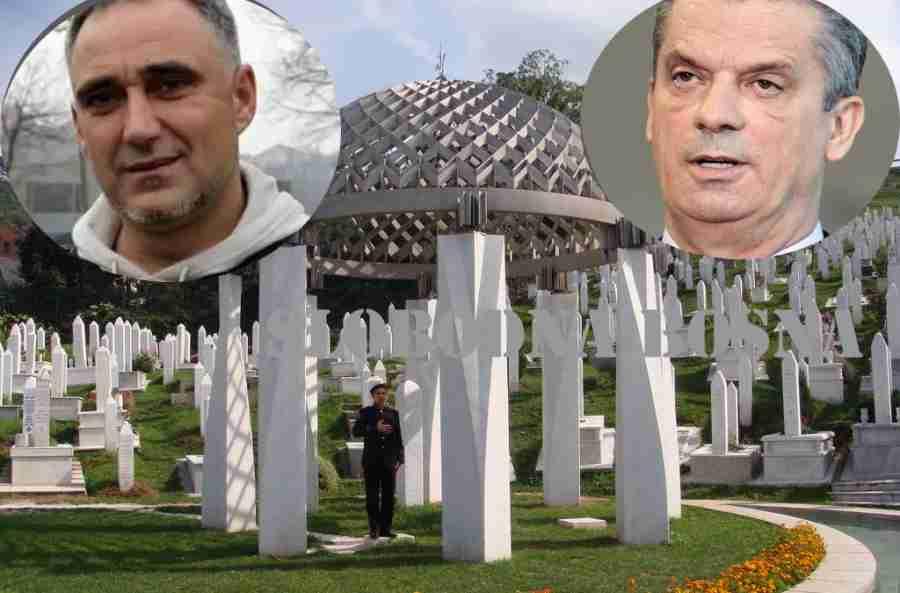 MEZAR PRVOG U BOŠNJAKA: Ćelo minirao mezar Alije Izetbegovića?