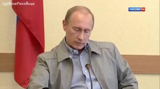 Pogledajte kako je Putin 'oprao' šefove tvornice