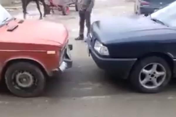 """LADA PROTIV AUDIJA: Ko je pobedio u ovom duelu između """"Rusa"""" i """"Nemca""""?"""