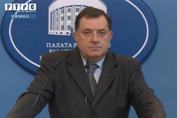 Dodik: Pozivam ljude da zaobiđu Sarajevo u što širem krugu