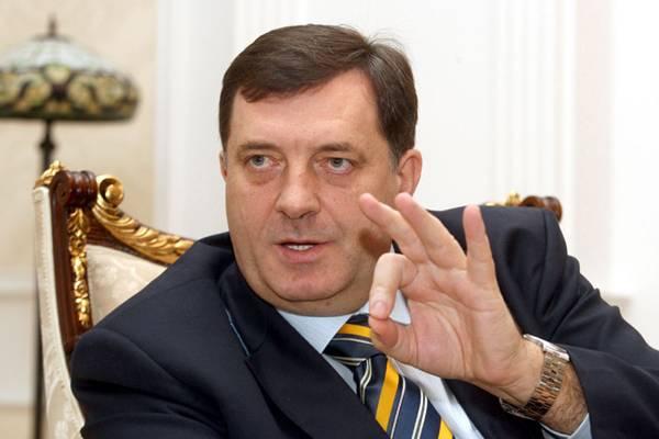 Dodik: Hapse me od kako znam za sebe, osjećam se sigurnim