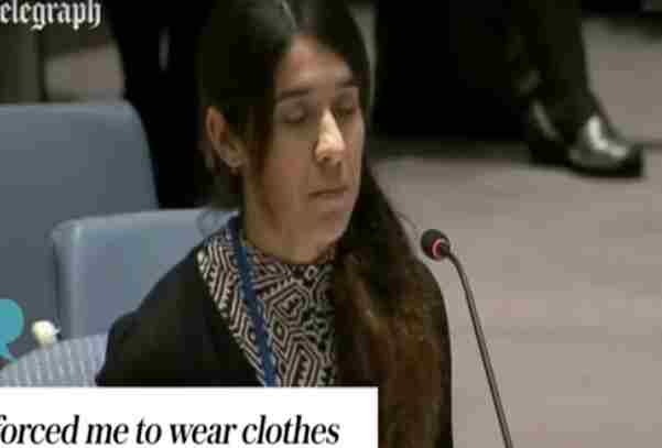 Djevojka koja je bila ISIL-ova seksualna ropkinja: Ono što su mi radili gore je od smrti