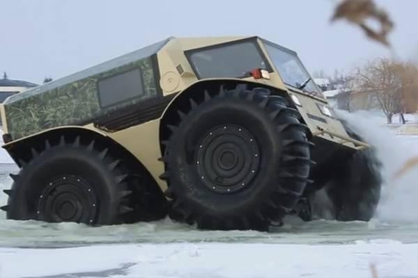 """Iz Rusije nam dolazi """"najbolji kamion u svemiru"""""""