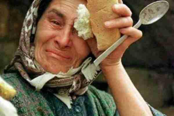 SAMOĆA I SUZE MAJKE: Evo došao je težak vakat, teži je od zemlje, a jači od kamena…