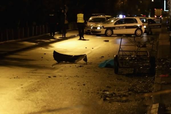 Tužna sudbina žene koja je sinoć poginula na Stupu: Fikreta i Adem skupljali papirnu ambalažu na pijaci Heco