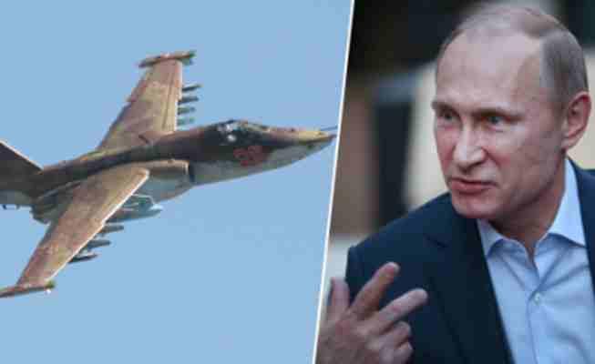 PUTIN U ŠOKU: Pao još jedan ruski avion… Pogledajte šta se događa…