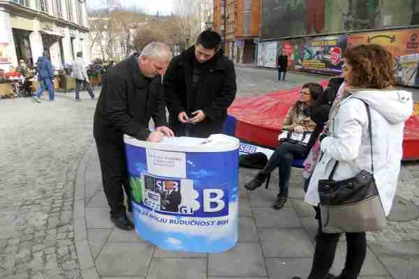 Pročitajte koliko SBB novca nudi građanima za svaki potpis podrške Radončiću!?
