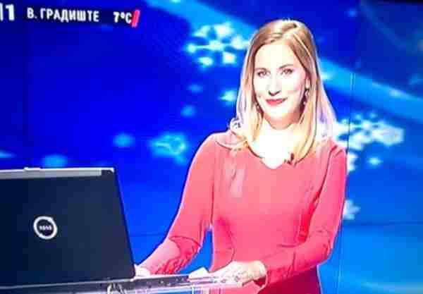 Srbijanska voditeljica novi je hit na društvenim mrežama