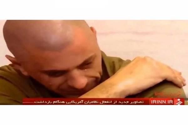 Iran objavio snimak američkih vojnika kako plaču, SAD zgrožene