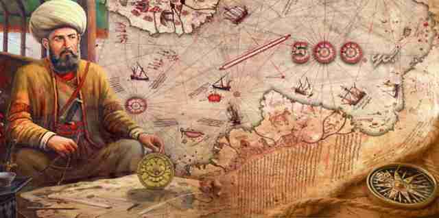 ISTORIJA KOJU ZNAMO NE VAŽI: Ovo je drevna mapa koja ukazuje na drugačiju verziju istorije