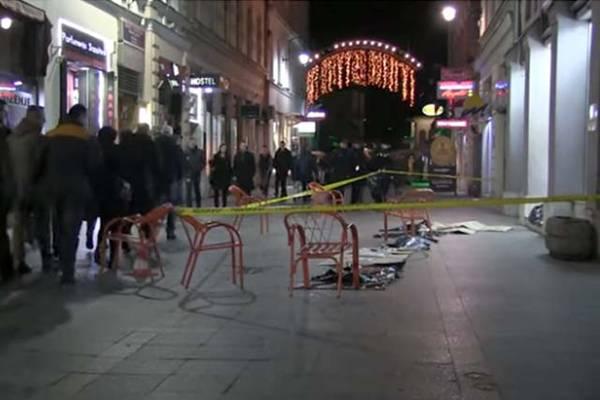 OTKRILO SE ČIJI JE SIN mladić koji je sinoć upucan u najstrožem centru Sarajeva!