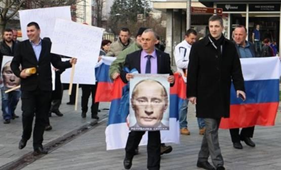 HAOS U BANJA LUCI: Nakon presude Karadžiću u centru grada počelo okupljanje