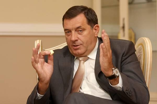 Dodik: Sarajevo je muslimanski grad i ne smije biti centar moći u BiH