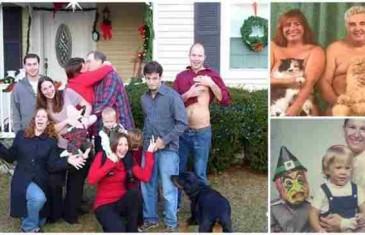 BEZ KONKURENCIJE: 20 najsramotnijih porodičnih fotografija ikada snimljenih