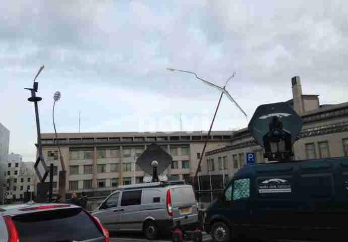 Uživo iz Haaga: Puste ulice ispred tribunala, čeka se presuda Šešelju