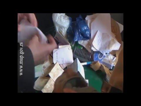 KONAČNO KRENULA BORBA PROTIV KORUPCIJE: Inspektorica uzela 300 eura mita, pa uhapšena…