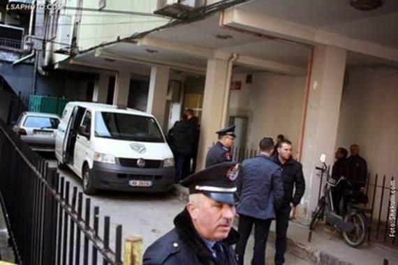policija-albanija