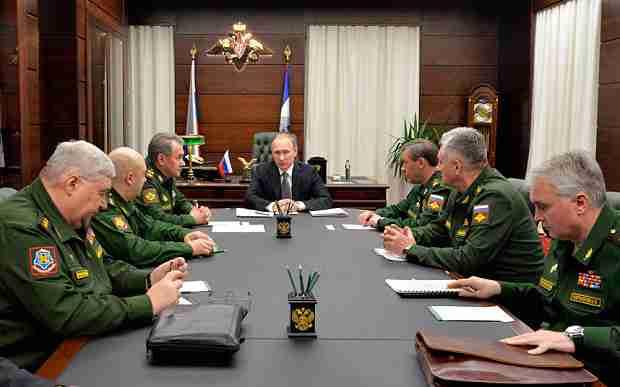 RUSIJA ČEKA: Putin i ruski general upozorili da će doći do kraha SAD 28. maja ove godine