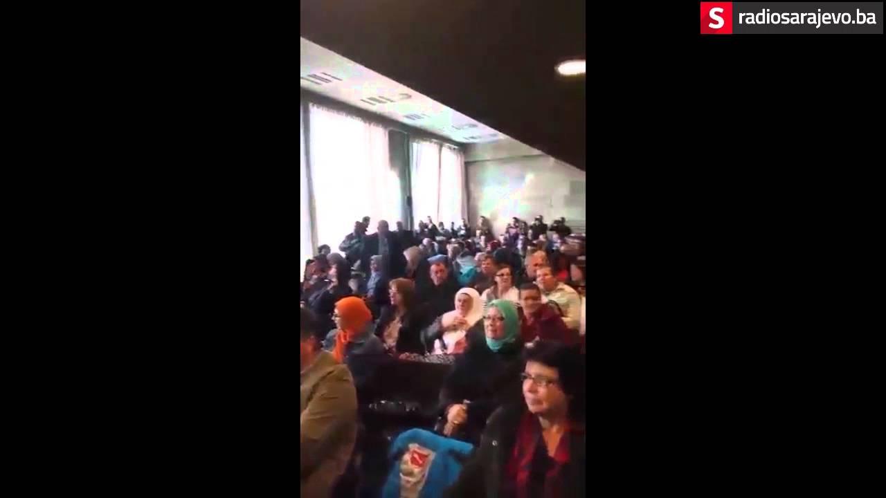 Reakcije iz Haaga: Kako su majke Srebrenice i druge žrtve doživjele presudu (VIDEO)