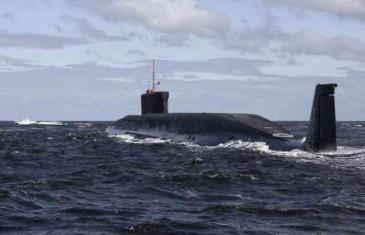 NEŠTO SE KRUPNO SPREMA: Ruske nečujne nuklearne podmornice ušle u sirijske vode