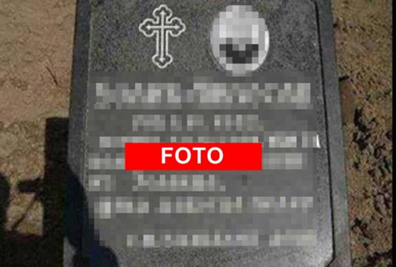 (FOTO) SRPSKA POSLA: Ovo je najšokantniji natpis na grobu u čitavoj Srbiji!