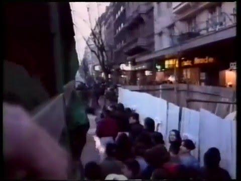 Snimak koji smo čekali 24 godine: Kako su se beogradski rokeri iz kamiona borili protiv rata