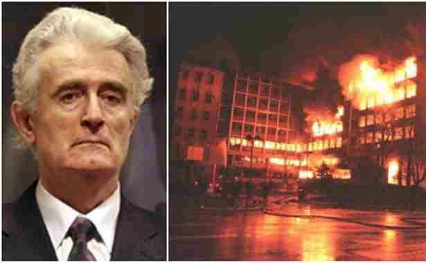 SRBI BIJESNI: Pogledajte je li ovo slučajnost, da baš na ovaj dan Karadžiću bude izrečena presuda…