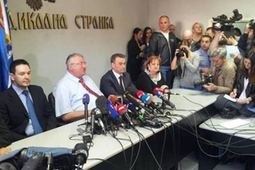 ŠEŠELJ NAKON PRESUDE: Hvala dvojici časnih i poštenih sudija, ideja velike Srbije je besmrtna…