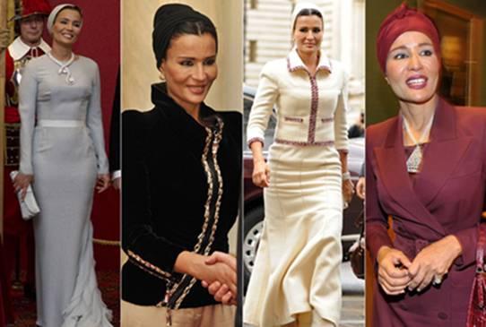Žena sa 7 doktorata, 5 sinova i 2 ćerke: Upoznajte suprugu katarskog emira! (FOTO)
