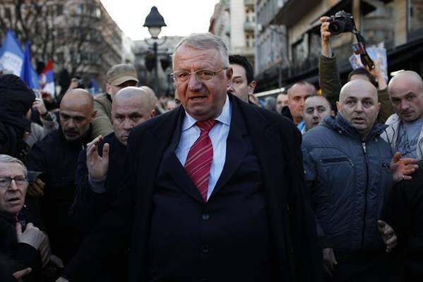 Šešelj dolazi u Sarajevo… Hoće da prošeta gradom…