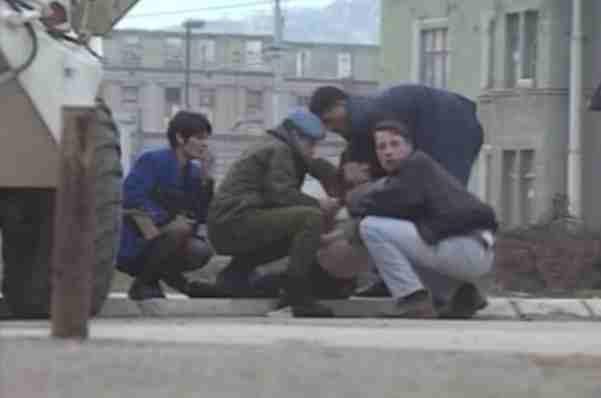 """Rajko (Novi Sad): """"To što su Srbi neki proterani iz Sarajeva je naravno užasno, ali to uopšte nije argument da to nije bila opsada…"""""""
