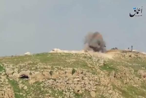 OVIM VIDEOM JE POČENO NOVI RAT: ISIL pogodio turski tenk, Turska uzvratila napadom…