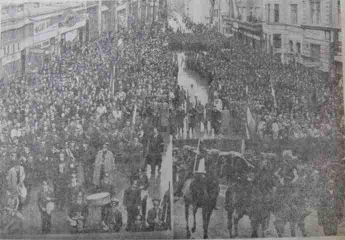 Sarajevo u NDH: Pogledajte kako su uspostavu fašističke vlasti pozdravili vjerski lideri (I dio)