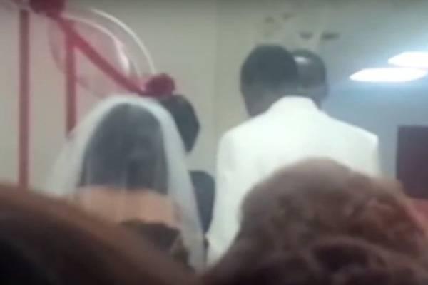 NEPRIJATNO IZNENAĐENJE Ljubavnica mu banula na vjenčanje, a onda…