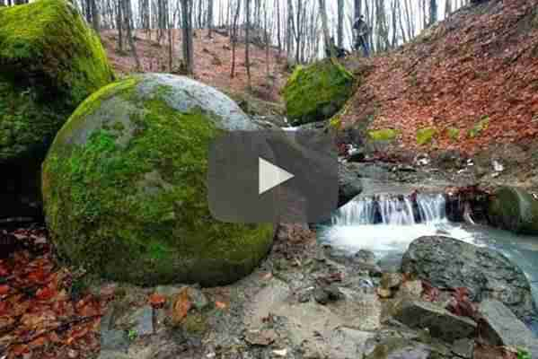 EKSKLUZIVNO SAZNAJTE ISTINU: Misteriozne kamene kugle nalaze se širom BiH
