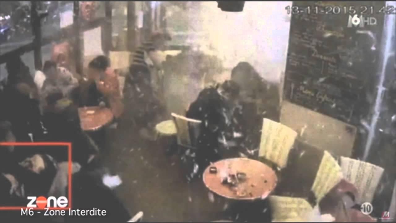 Po prvi put objavljen video na kojem se vidi kako se bombaš raznosi u Parizu