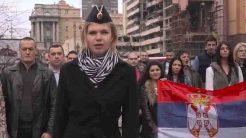 Rusi sa Krima uputili Srbima poruku da se bore za Kosovo (VIDEO)