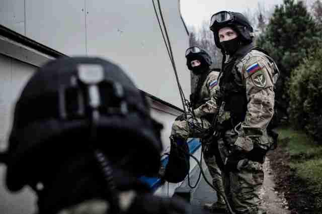"""""""Upozoravam, ovo je akt agresije, stižu udarne vojne trupe, to nije saradnja policije"""""""