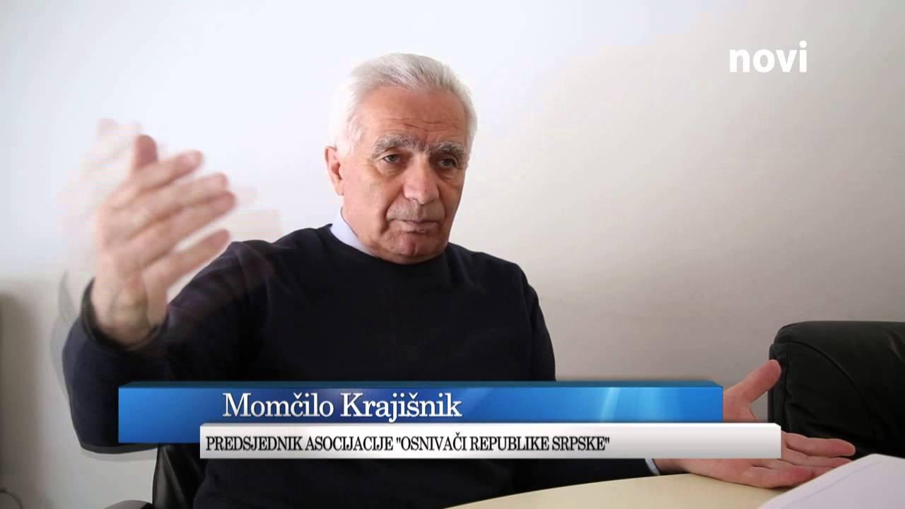 Stranci su nam, uoči rata, govorili: 'Ne možete imati Jugoslaviju, ali možete imati svoj entitet!'