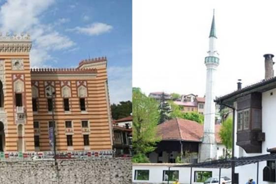 Danas je rođendan Sarajevske vijećnice, ali znate li priču o Inat kući koja je stajala na njenom mjestu?