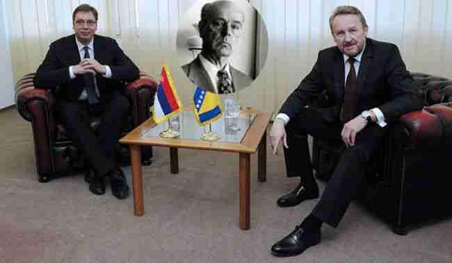 Zašto je Aleksandar Vučić citirao Izetbegoviću u Mostaru Mešu Selimovića?