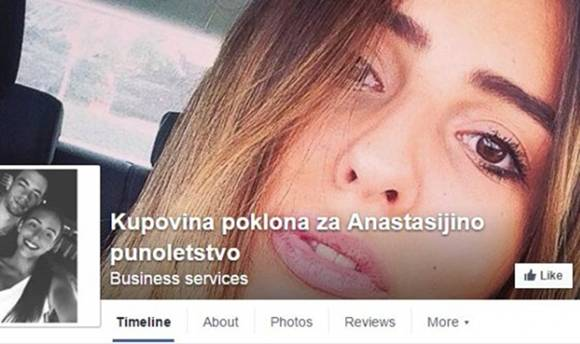 OGLASILA SE POVODOM ISMIJAVANJA ROĐENDANA: Evo šta je Anastasija svima poručila!