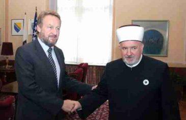 Mustafa Cerić napao Izetbegovića: Pravda se Bakir i kori ulemu…nije Bakir dorastao…