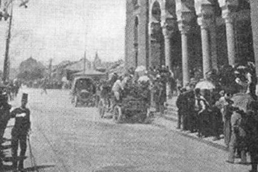 STARO SARAJEVO: Znate li koliko je 1913. godine bilo registrovanih vozila u Sarajevu?