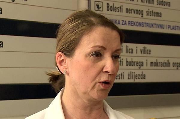 Oglasila se Sebija Izetbegović: Klinika je u katastrofalnom stanju, zato je Karabeg otišao