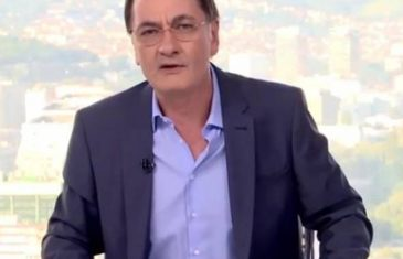 (VIDEO) Pogledajte kako je Senad Hadžifejzović izazvao Dodika na dvoboj!