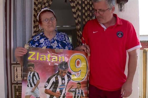 Zlatan nije zaboravio komšije: Meni svakog marta pošalje para. Lijepo, ali da mi nikad ništa ne šalje ja njega volim