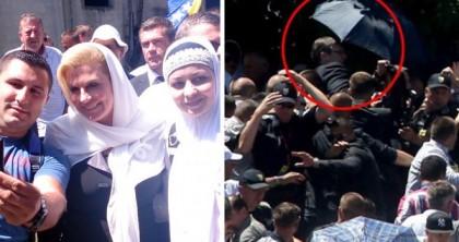 EVO ZAŠTO SU JE MAJKE SREBRENICE PROZVALE KRALJICOM BALKANA Dok je Vučić bježao, Kolinda pravila selfije sa Srebreničanima