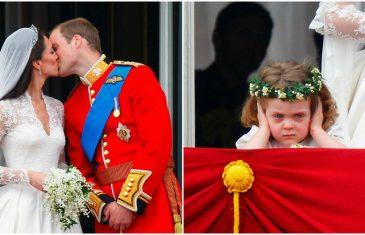 Ovako danas izgleda djevojčica koja je zasjenila kraljevski par.